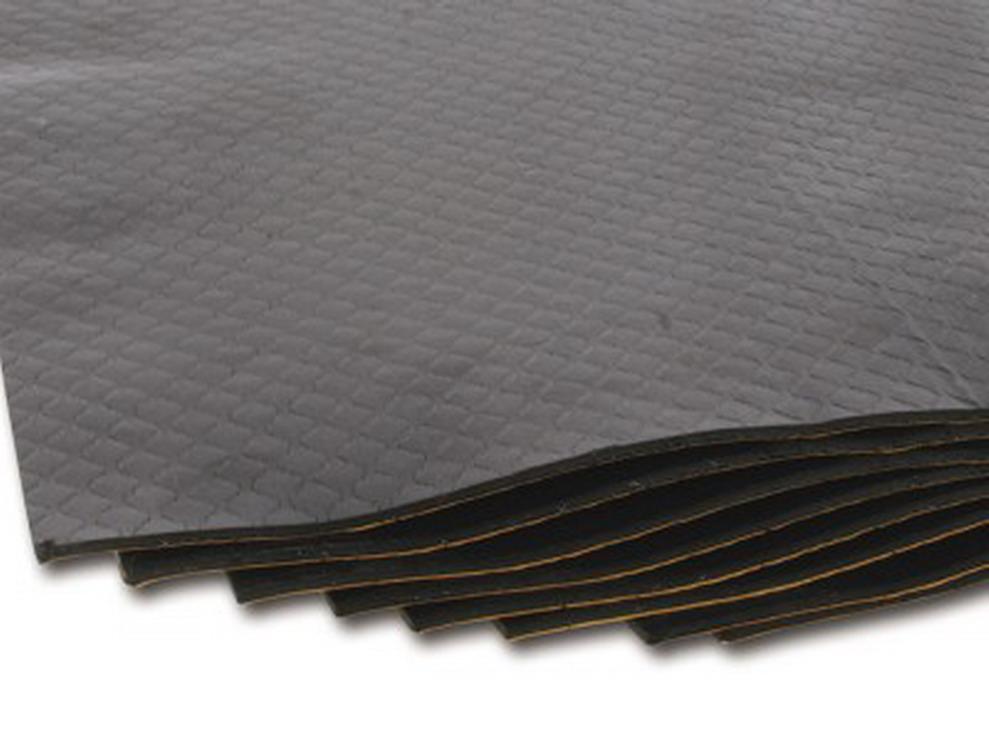 15 x chp26 anti dr hn matte bitumen d mm matte selbstklebend 25 m ebay. Black Bedroom Furniture Sets. Home Design Ideas