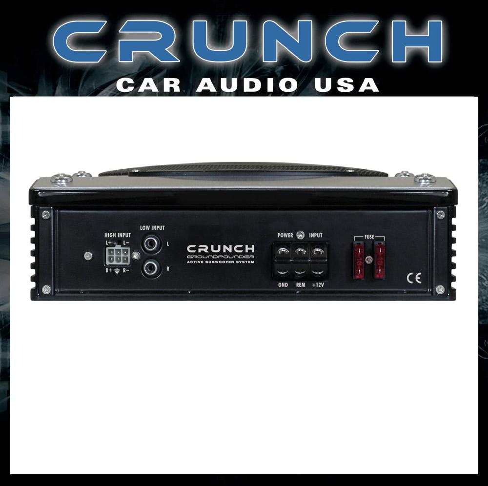 crunch gp 800 remote anschluss hifi sound opc club. Black Bedroom Furniture Sets. Home Design Ideas