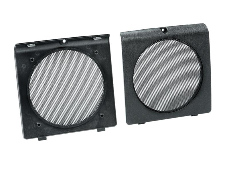 vw golf 2 ii t r 13cm lautsprecher adapter gitter ringe ebay. Black Bedroom Furniture Sets. Home Design Ideas